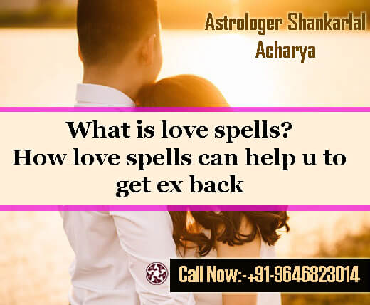 How love spells can help u to get ex back fast once again