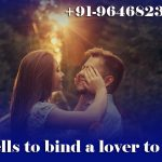 Spells to bind a lover to you