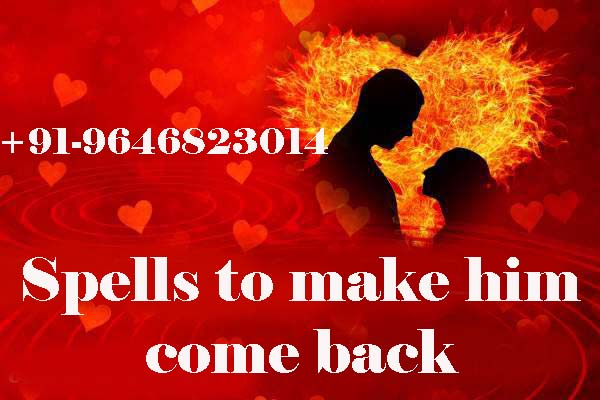 Spells to make him come back to me | Voodoo love spells
