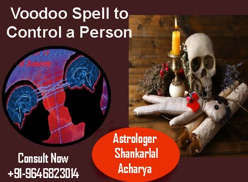 Voodoo spell to control a person