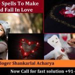 Magic Love Spells To Make Girlfriend Fall In Love