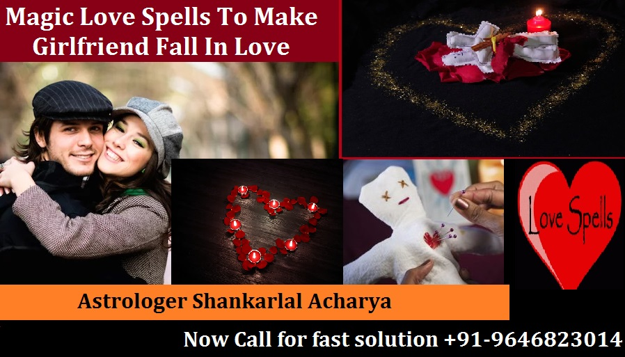 Spell to make someone fall deeply in love with you