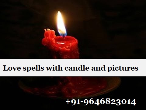 Love spells with candle and pictures without a candle that
