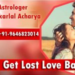 How To Get Lost Love Back Spell