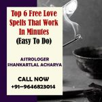 Top 6 Free Love Spells That Work In Minutes (Easy To Do)